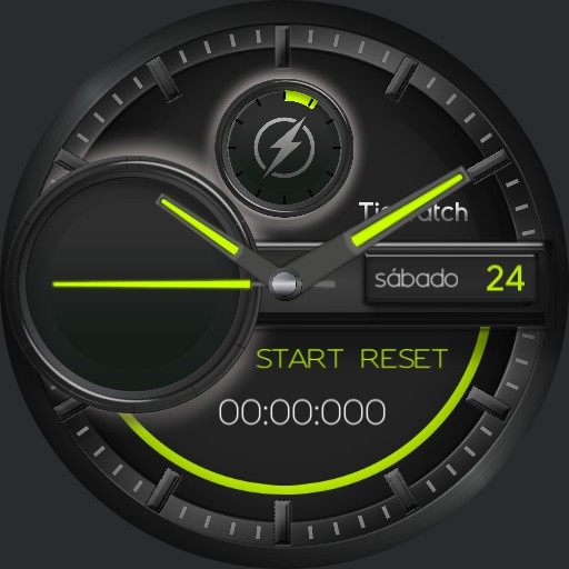 Ticwatch ultimate lime