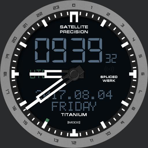 SplicedWerk MT Titanium