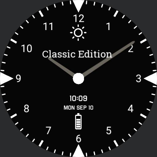 Minimal Classic watch