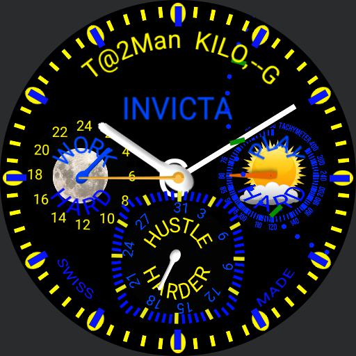 invicta Copy