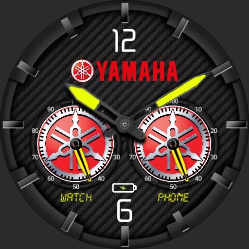 Yamaha watch