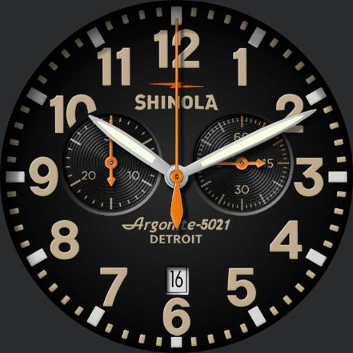 Shinola - The Runwell Chrono 47mm