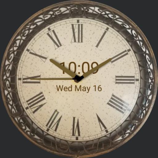 Farm Clock