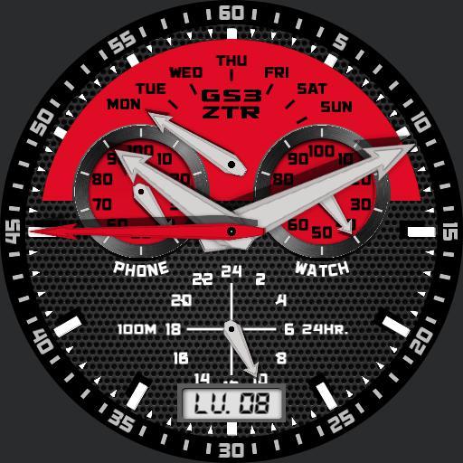 GS3 ZTR