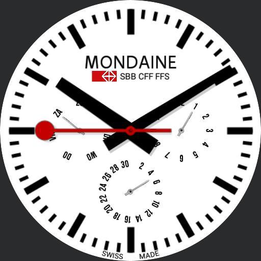 MONDAINE SBB CFF FFS