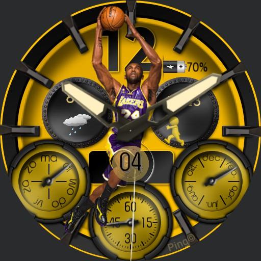 Warm Yellow, Tribute to Kobe Bryant