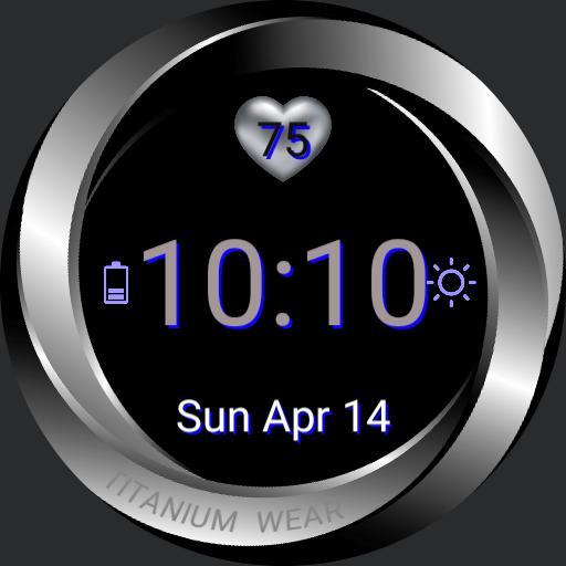 Titanium Wear Metal Ring