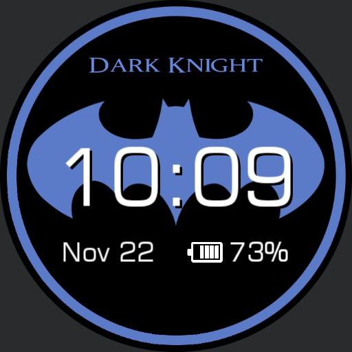 Digital Dark Knight