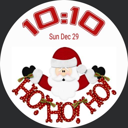 Ho Ho Ho #2 - by Klaatu