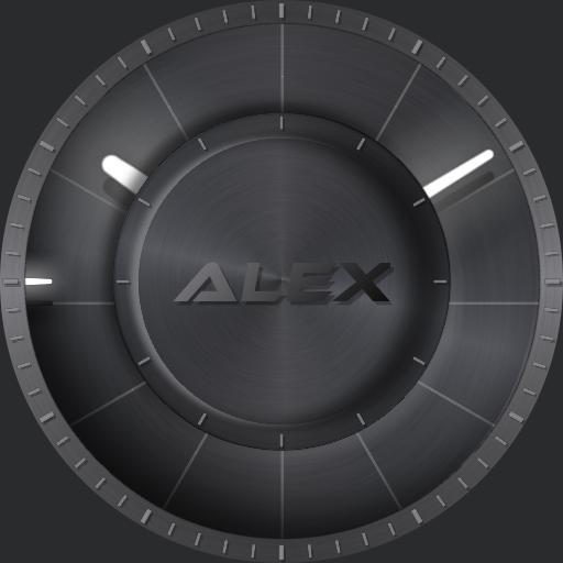 Alex Deep Real 3D v1.0