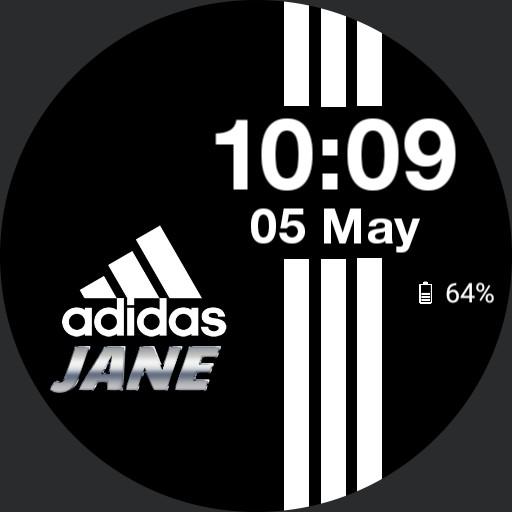 Jane Adidas