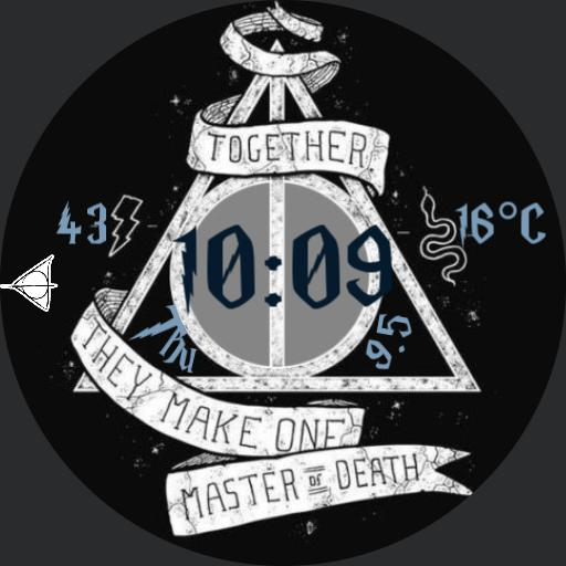 Harry Potter Deathly Hallows Copy