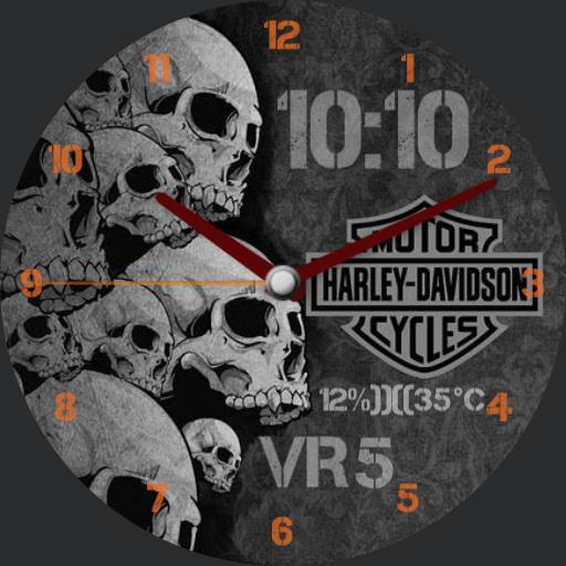 Harley Davidson by niekoss