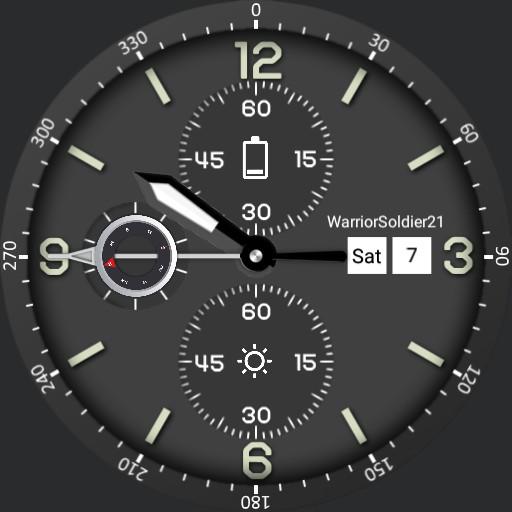 WarriorSoldier21 watch