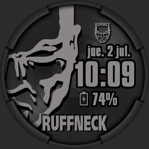 Ruffnek Vinyl Version