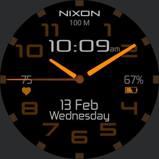 Nixon Inspired HR