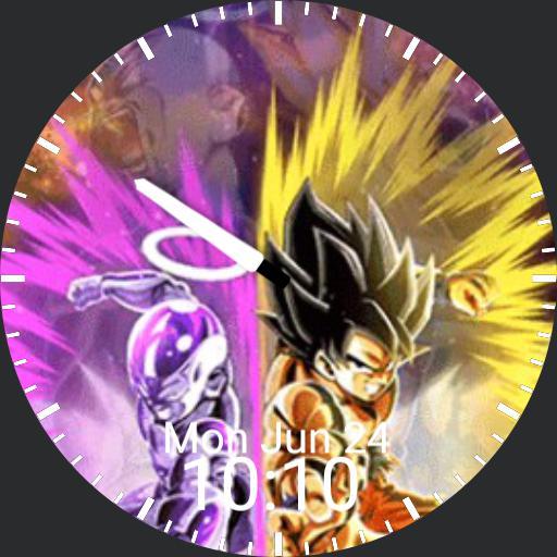 Goku  Frieza