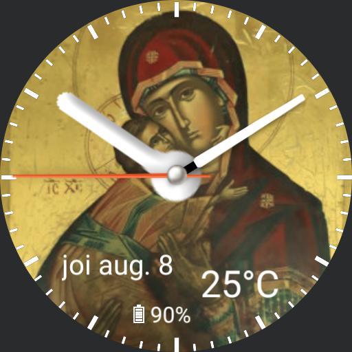 Virgin Marry Ortodox