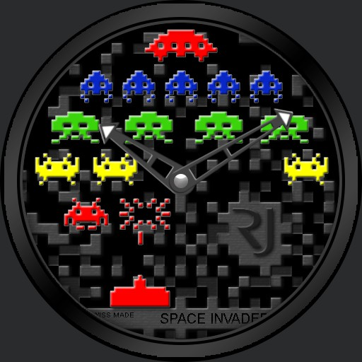 Romain Jerome Space Invaders 40 Colors