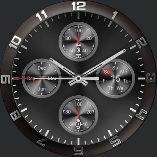 Simplistic Functional Smart Watch Zoom Copy