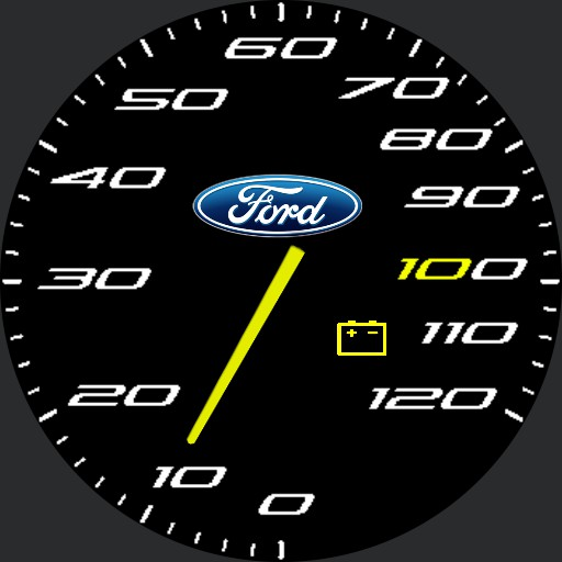 Tachometer Ford