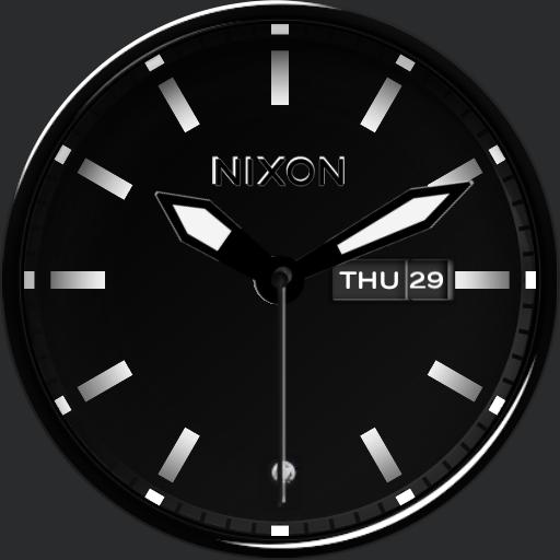 Another Nixon - Spur - Matte Black