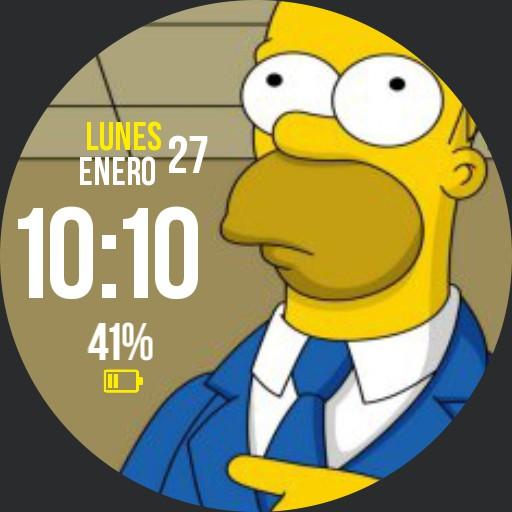 Homero Watch