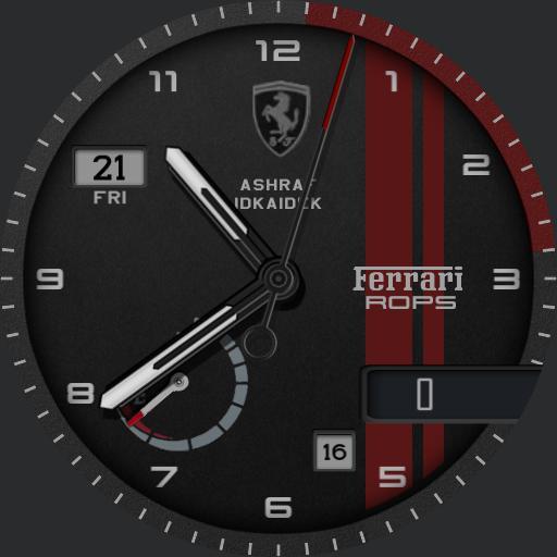 Ferrari ROPS
