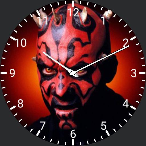 Star Wars Sith Darth Maul