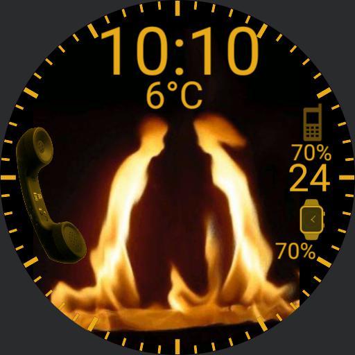 Love fire kuwait bo kassem