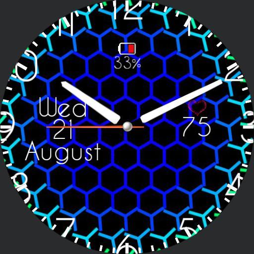 honeycomb RGB