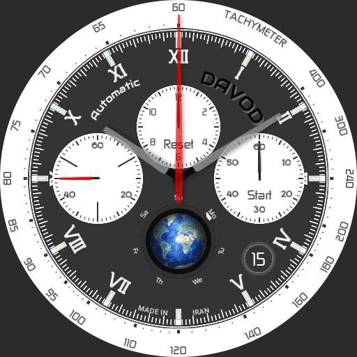 D Auto watch