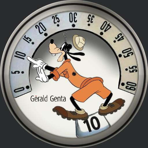 Goofy Disney Gerald Genta