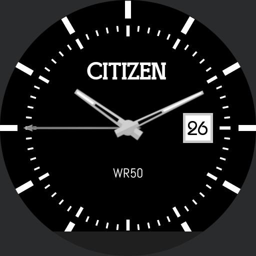 CITIZEN WR50