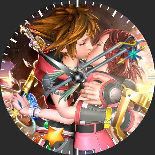 Sora and Kiari