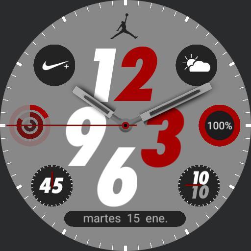 Nike Apple watch jordan by geeceejay