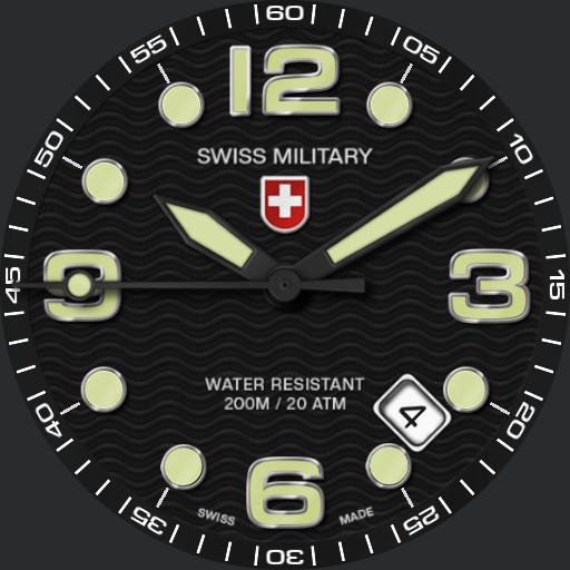 SWISS MILITARY MARLIN