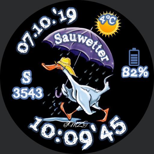 Sauwetter Animation