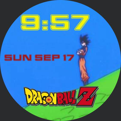 Dragonball Z animated