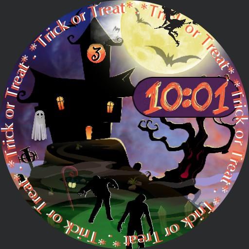 Halloween 10/31 Copy by SJS 2020