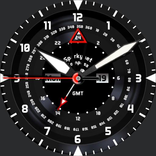 Sparkynet GMT w Compass