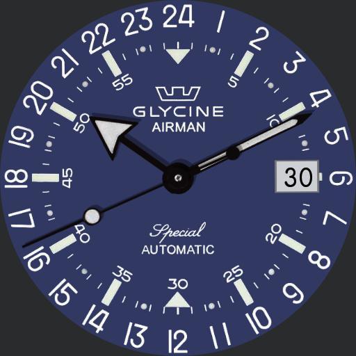 Glycine Airman