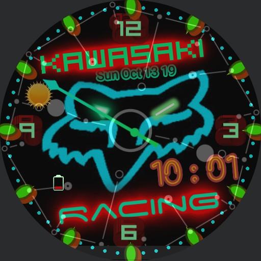 Mx Racing watch
