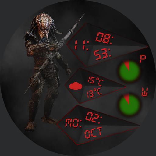 Predator update minor tweaks.