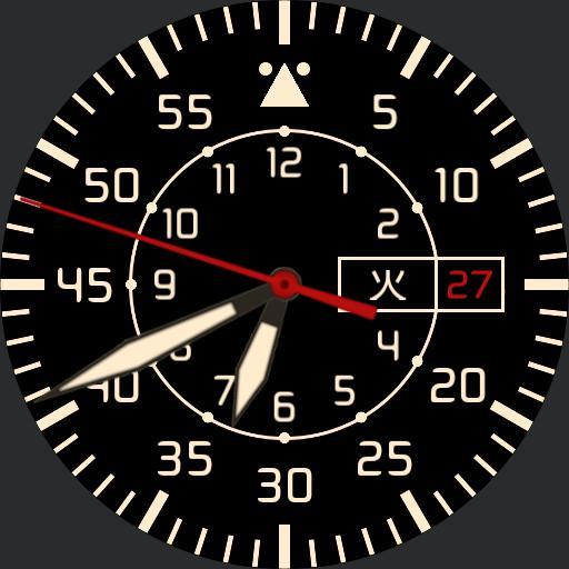 Flieger B-Uhren 3-in-1 v4
