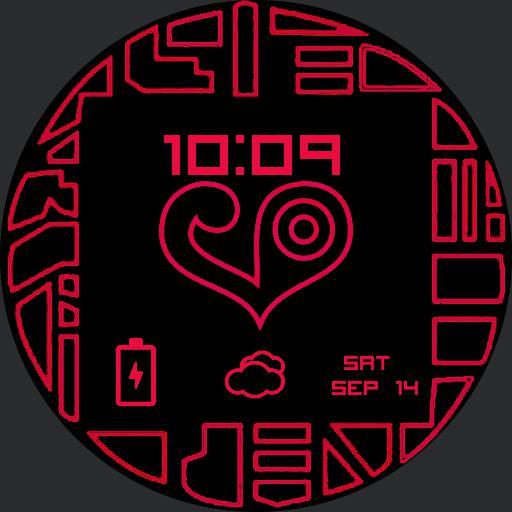 Crest of Love