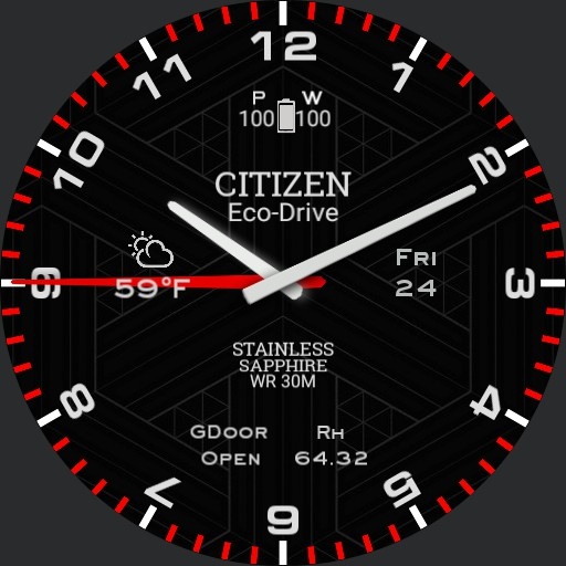 Citizen Sport Carbon Copy 2