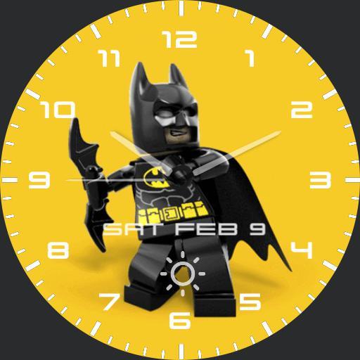 Lego Batman Analog