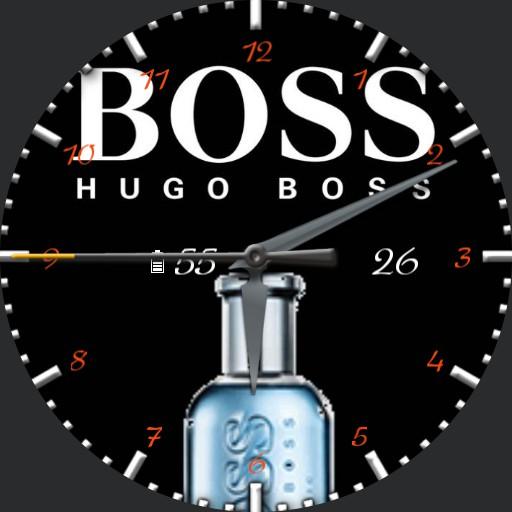 boss analog by Eric Elias 2020