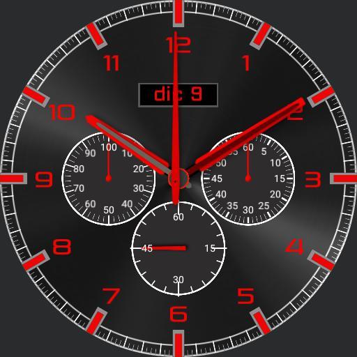Chronograph Red